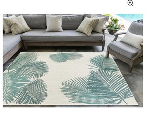 Wayfair palm leaf rug- brand new for Sale in Hanover, MA