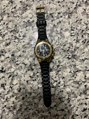 Designer Michele women's sports watch with large face for Sale in Frisco, TX