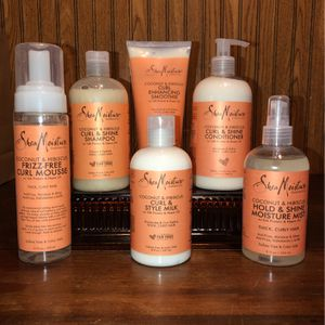 All Brand NEW!!! 🥥 Shea Moisture brand - Hair Care (((PENDING PICK UP TODAY 4-5pm))) for Sale in Chesapeake, VA