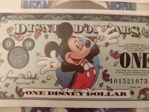 COLLECTIBLE DISNEY DOLLAR for Sale in Los Angeles, CA