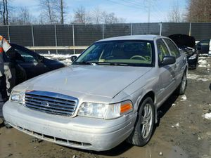 2008 FORD CROWN VICTORIA LX  4.6L 172496 Parts only. U pull it yard cash only. for Sale in Temple Hills, MD