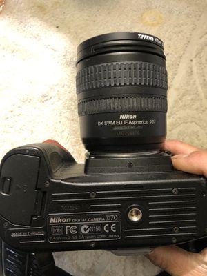 Nikon Digital camera D70 for Sale in San Jose, CA