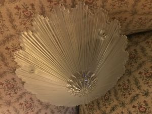 Antique Ceiling glass shades for Sale in Cleveland, OH