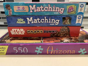 Brand new Arizona puzzle and games for Sale in Phoenix, AZ