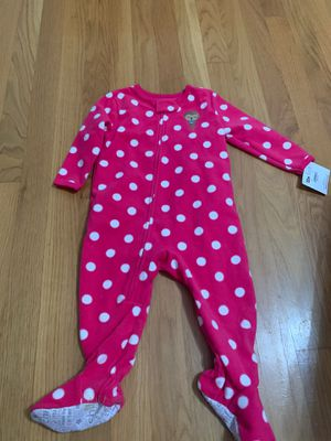 New girl pj size 12 months for Sale in Temecula, CA
