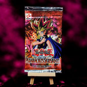 Yugioh Pharaoh's Servant 1st Edition Booster for Sale in Los Angeles, CA