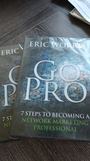 Eric Worre GoPro audiobook for Sale in Brooktondale, NY