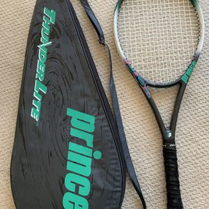 Prince tennis racket for players with smaller grips for Sale in Los Angeles, CA