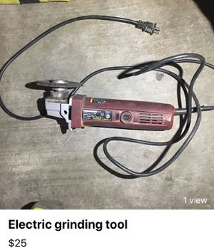 Grinder for Sale in Fresno, CA