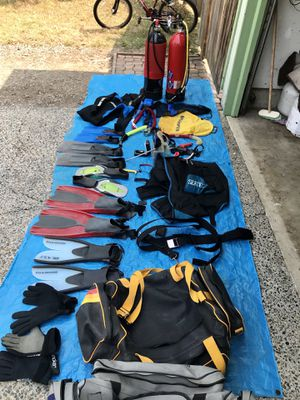 Scuba diving gear for Sale in Beaverton, OR