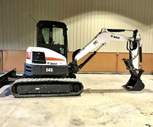 2017BOBCAT E45 for Sale in Rockville, MD