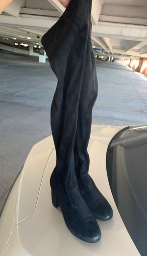 Thigh high boots for Sale in Scottsdale, AZ