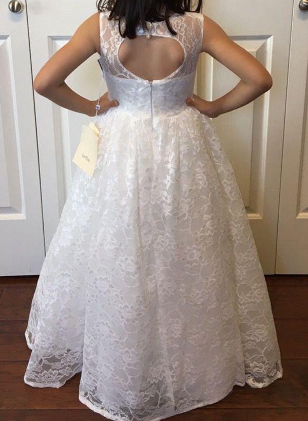 Flower Girl or Baptism Dress
