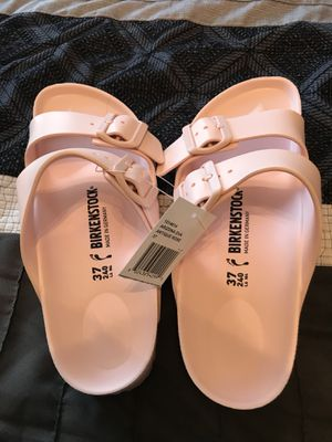 Rose Pink Birkenstocks for Sale in Bellflower, CA