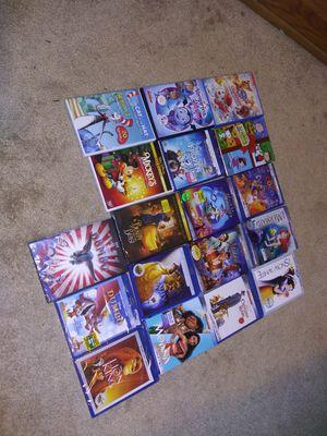 Disney & Kid movies for Sale in Ontario, CA