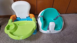 Eating chairs for baby. Selling in pairs. Still in very good condition. for Sale in Hillsboro, OR