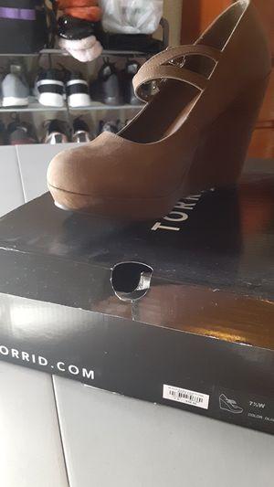 🖤Torrid Olive Heels Size7.5W $30 NEW🖤 for Sale in Lynwood, CA