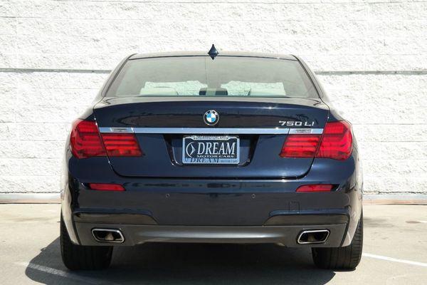 2014 BMW 7 Series