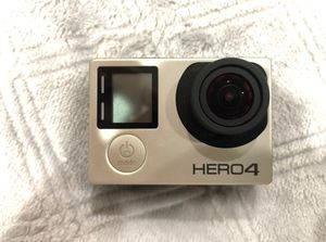 GoPro Hero4 Silver + 50 Piece Accessory + SD Card for Sale in Salt Lake City, UT