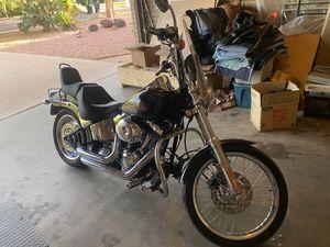 2007 Harley-Davidson Softtail Custom 96 cubic in for Sale in Scottsdale, AZ