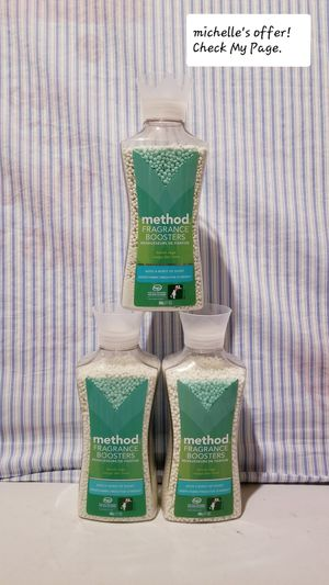 Method Fragrance booster Large 17oz Beach sage scent for Sale in Temple Hills, MD