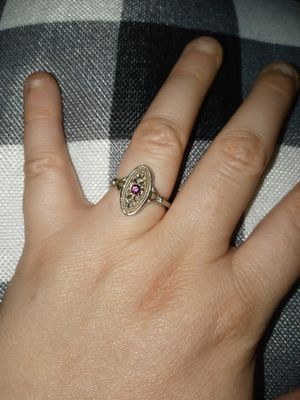 Vintage Wedding Ring for Sale in Powder Springs, GA
