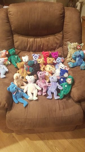 Ty Beanie baby bears for Sale in Portland, OR