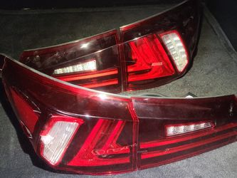 Lexus IS250/350/F Vland Aftermarket Tail Lights for Sale in Seattle,  WA