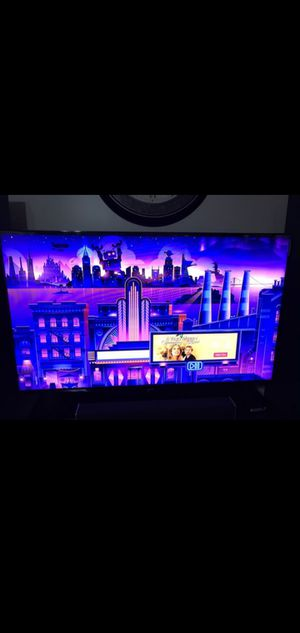 """Samsung smart TV 60"""" for Sale in Conyers, GA"""