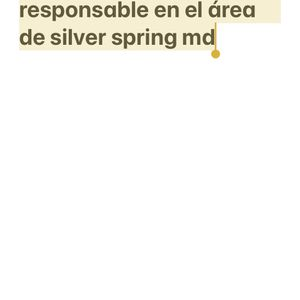 Renta De Cuarto for Sale in Silver Spring, MD