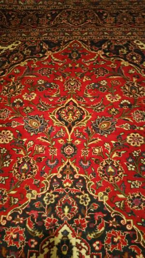 2 PERSIAN HAND MADE CARPETS OR BEST OFFER 5000.oo each for Sale in FX STATION, VA