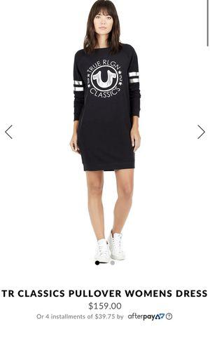 Black true religion dress for Sale in Pasadena, TX