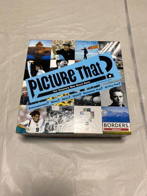 Picture that? Board game for Sale in Addison, IL