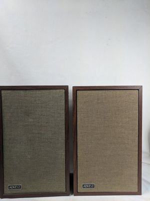 Very nice Advent 3 vintage audio speakers for Sale in Pittsburgh, PA