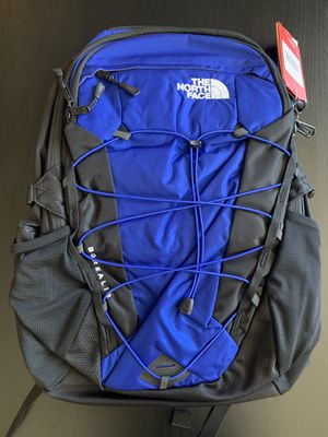 The North Face Borealis Backpack (TNF Blue Ripstop/TNF Black) Men's 28L - Brand New for Sale in Las Vegas, NV