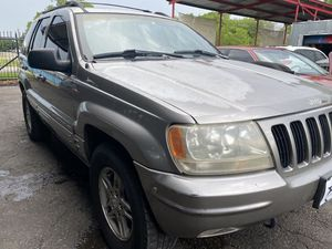 1999 Jeep Grand Cherokee for Sale in Kirby, TX