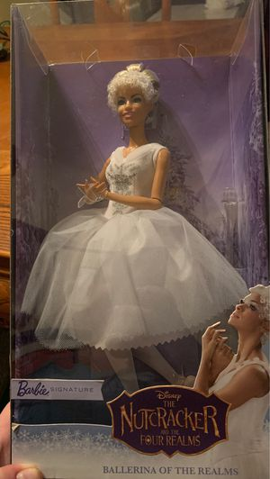 Barbie The Nutcracker and the Four Realms Ballerina of the Realms NEW! Disney for Sale in Fairfield, CA