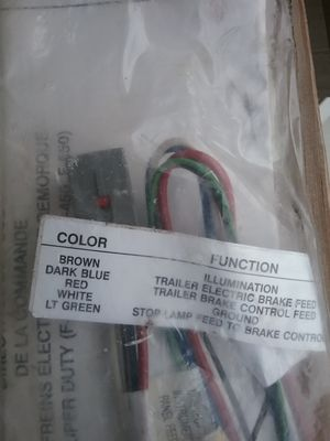 Ford illumination harness for Sale in Denver, CO