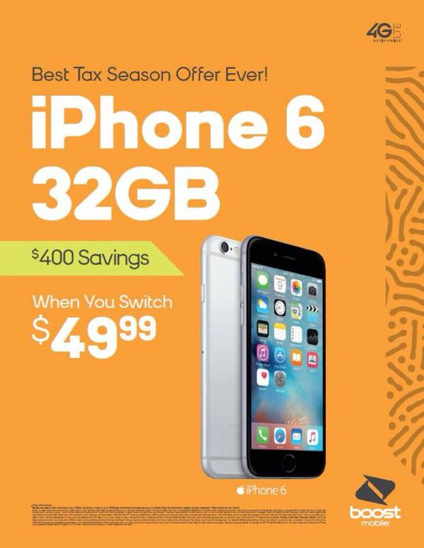 IPHONE FOR $50!