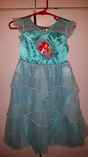 Disney Store Ariel dress costume. Size 2T for Sale in Largo, FL