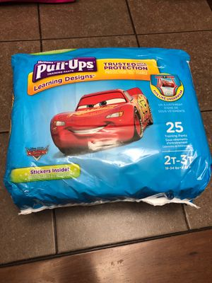 Huggies pull ups for Sale in Dallas, TX
