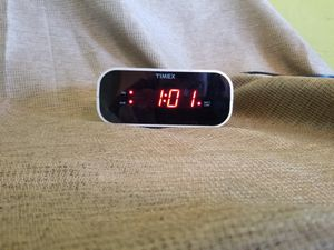 Timex Alarm Clock for Sale in River Forest, IL
