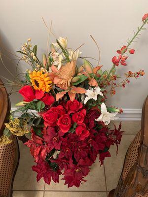 Just Flower( no vase with) for Sale in Farmington Hills, MI