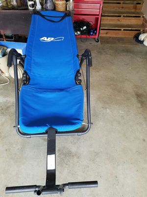 AB Lounge 2 workout chair for Sale in Raleigh, NC