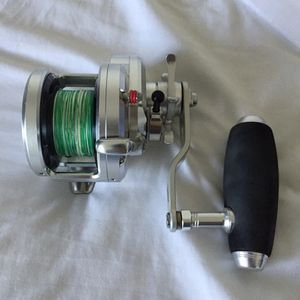 Fishing reel and rod for Sale in Buena Park, CA