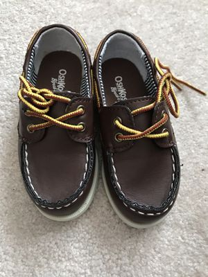 Boys shoes size 7 (toddler) for Sale in Alexandria, VA