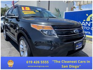 2015 Ford Explorer for Sale in Chula Vista, CA