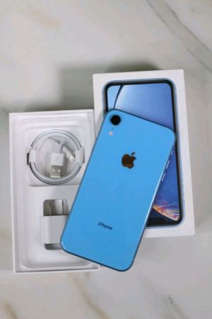 iPhone XR Blue brand new 128 gb for Sale in Yeaddiss, KY