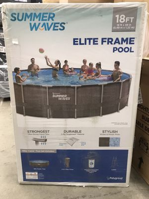 18ft pool for Sale in Ontario, CA