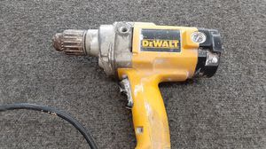 "Dewalt DW130 1/2"" REVERSING DRILL for Sale in Oakland Park, FL"